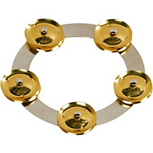Tambo-Ring - Stainless Steel with Brass Jingles 6 in.
