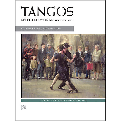 Alfred Tangos Intermediate/Early Advanced for Piano