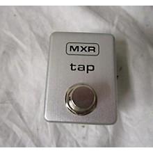 MXR Tap Tempo Pedal