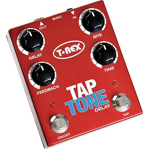 T-Rex Engineering Tap Tone Delay Guitar Effects Pedal