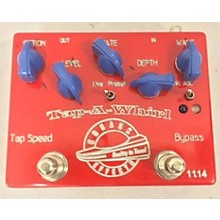 CUSACK EFFECTS Tapawhirl Tap Tremolo Effect Pedal