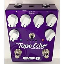 Wampler Tape Echo Effect Pedal
