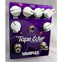 Wampler Tape Echo V2 Effect Pedal