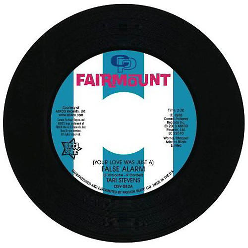 Alliance Tari Stevens Bonnie & Lee - (Your Love Was Just a) False Alarm/The Way I Feel