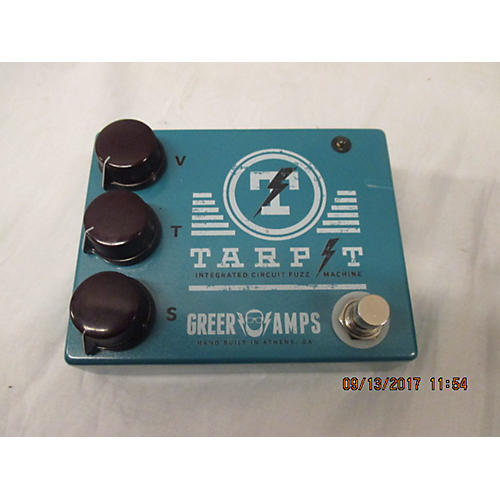 Greer Amplification Tarpit Effect Pedal