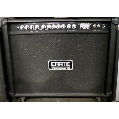 Crate Taxi Series TX50DB Limo 50W 1x10D Guitar Combo Amp