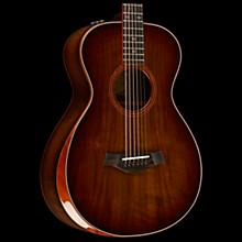 Taylor Taylor Custom #10028 12-Fret Grand Concert Acoustic-Electric Guitar Shaded Edge Burst