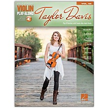 Hal Leonard Taylor Davis  -Violin Play Along Vol. 65 (Book/Audio Online)