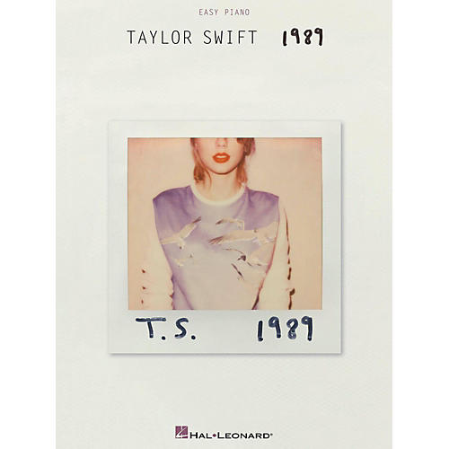 Hal Leonard Taylor Swift - 1989 Easy Piano