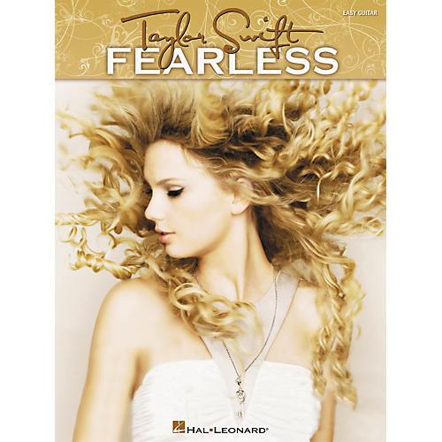 Hal Leonard Taylor Swift - Fearless - Easy Guitar (Book)