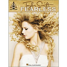 Hal Leonard Taylor Swift - Fearless Tab Book