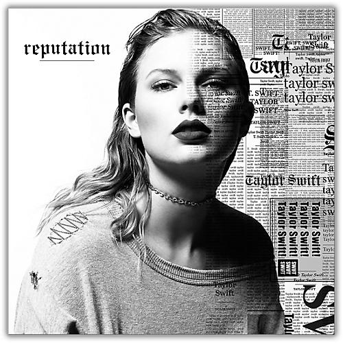Universal Music Group Taylor Swift - Reputation CD