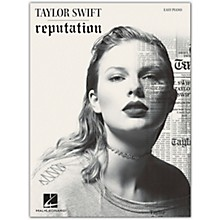 Hal Leonard Taylor Swift - Reputation for Easy Piano