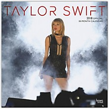 Browntrout Publishing Taylor Swift 2018 Wall Calendar