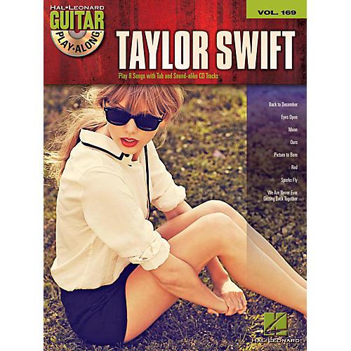 Hal Leonard Taylor Swift Hits - Guitar Play-Along Volume 169 Book/CD