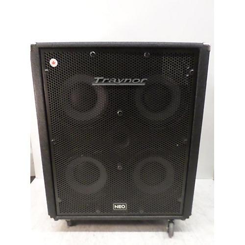 Traynor Tc410 Neo Bass Cabinet