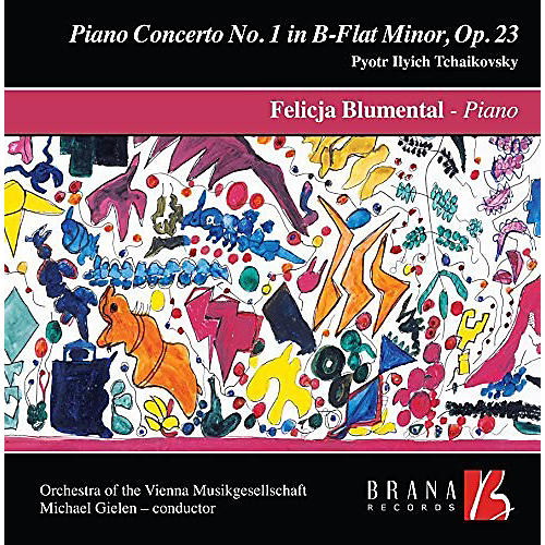 Alliance Tchaikovsky: Piano Concerto No 1