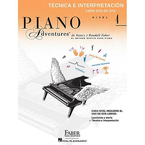 Faber Piano Adventures Téchnica e interpretación, Nivel 4 Faber Piano Adventures® Series by Randall Faber