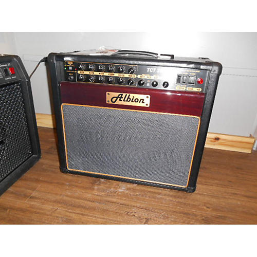 Albion Amplification Tct35 35w Tube Guitar Combo Amp