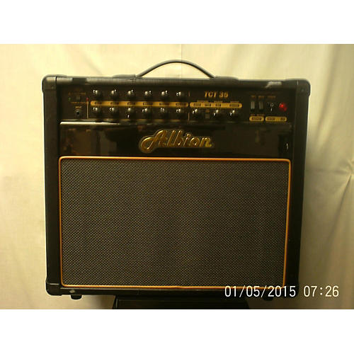 Albion Amplification Tct35 Tube Guitar Combo Amp