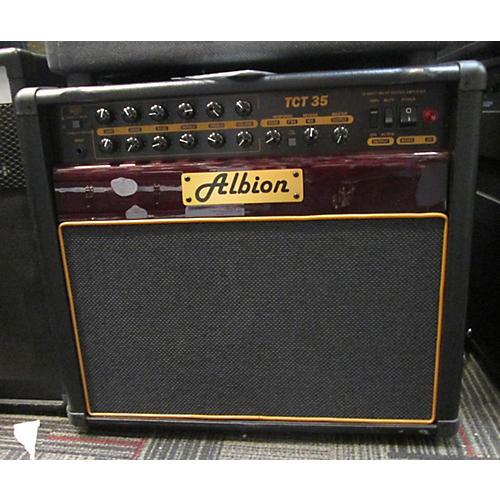 Albion Amplification Tct35c Tube Guitar Combo Amp