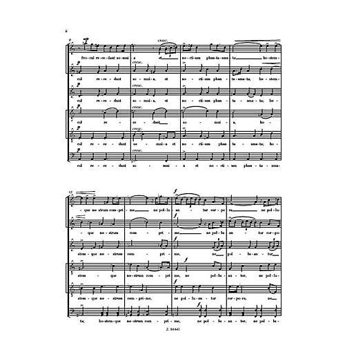 Editio Musica Budapest Te Lucis Ante Terminum SATB Composed by Levente Gyongyosi