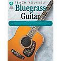 Music Sales Teach Yourself Bluegrass Guitar (Book/CD) thumbnail