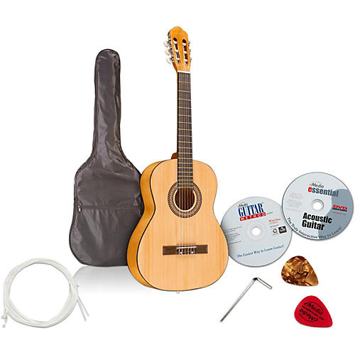 Emedia Teach Yourself Classical Guitar Pack - Nylon String