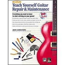 Alfred Teach Yourself Guitar Repair and Maintenance Book