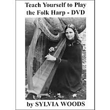 Hal Leonard Teach Yourself To Play The Folk Harp - DVD