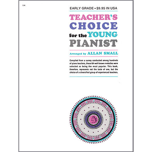 Alfred Teacher's Choice for the Young Pianist