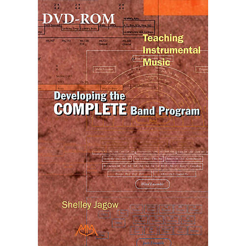 Meredith Music Teaching Instrumental Music - Developing The Complete Band Program DVD