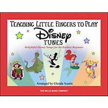 Willis Music Teaching Little Fingers To Play Disney Tunes (Book Only)