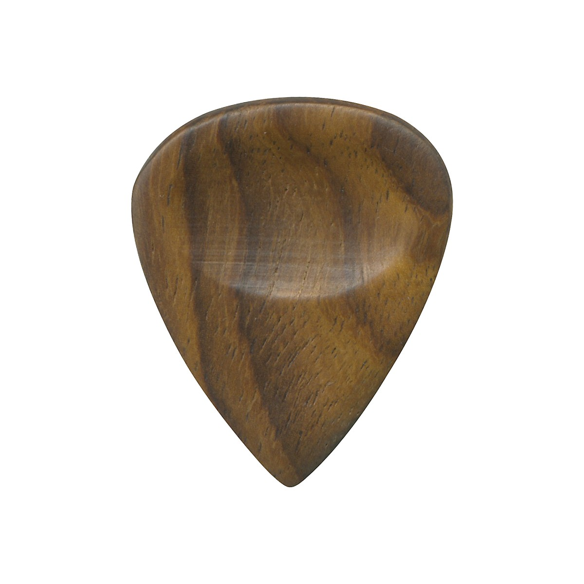 Clayton Teak Wood Exotic Picks 3-Pack