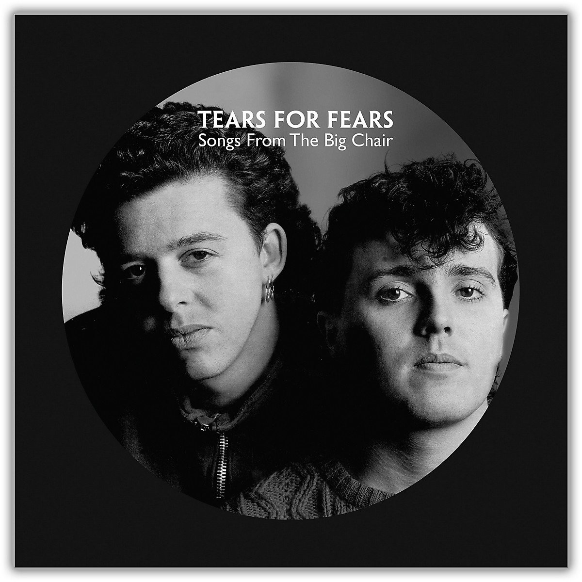 Universal Music Group Tears For Fears - Songs from the Big Chair [Picture Disc]