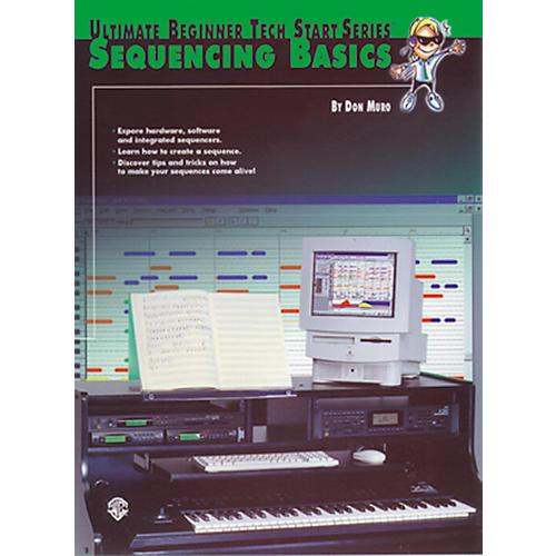 Alfred Tech-Start Sequencing Basics Book