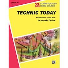 Alfred Technic Today Part 1 Baritone B.C.