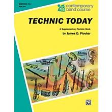 Alfred Technic Today Part 2 Baritone T.C.