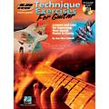 Musicians Institute Technique Exercises for Guitar Musicians Institute Press Series Softcover with CD by Jean Marc Belkadi thumbnail