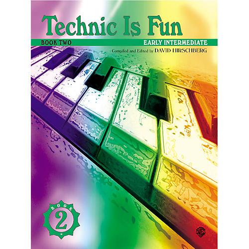 Alfred Technique Is Fun Book 2