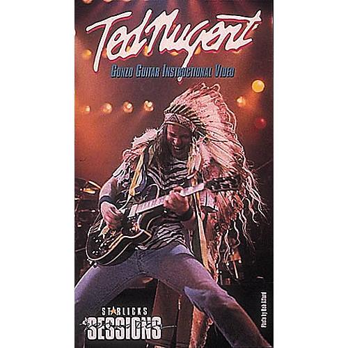 Hal Leonard Ted Nugent Video Package