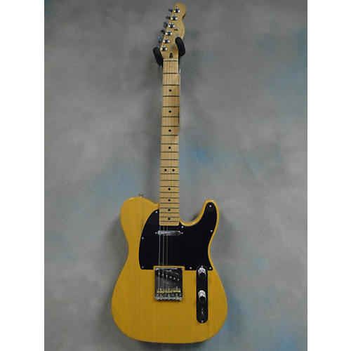 Fender Telecaster Butterscotch Blonde Solid Body Electric Guitar