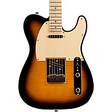 Telecaster Richie Kotzen Solid Body Electric Guitar Level 2 Brown Sunburst 190839873545