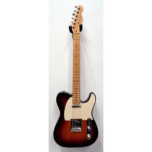 used fender telecaster solid body electric guitar brown sunburst guitar center. Black Bedroom Furniture Sets. Home Design Ideas