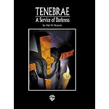Alfred Tenebrae A Service of Darkness SATB Choral Score