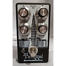 Earthquaker Devices Terminal Fuzz Effect Pedal