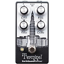 Earthquaker Devices Terminal V2 Fuzz Guitar Effects Pedal
