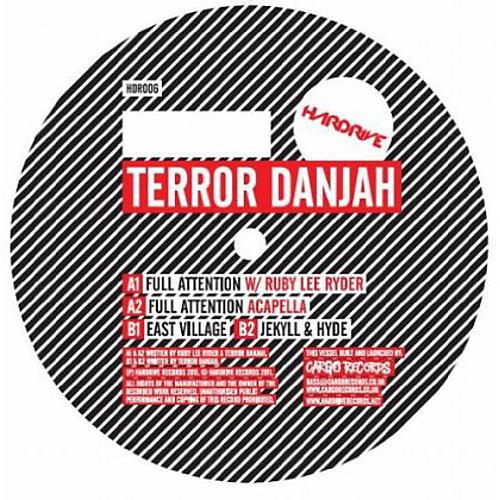 Alliance Terror Danjah - Full Attention