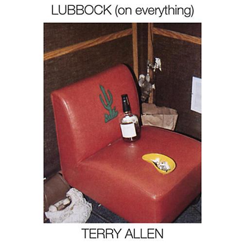 Alliance Terry Allen - Lubbock (on everything)