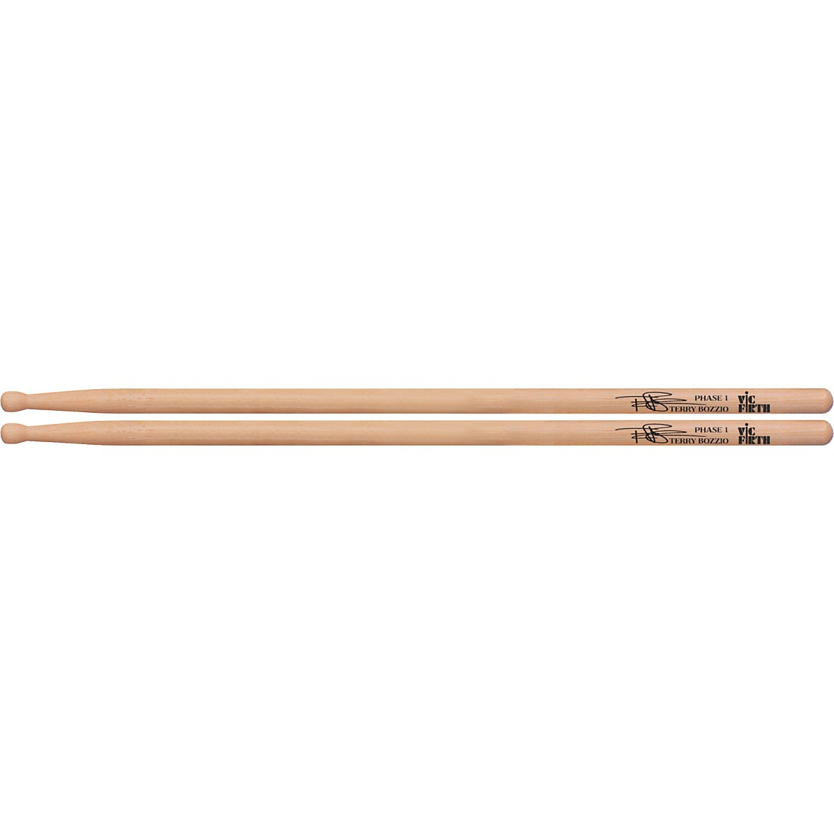 Vic Firth Terry Bozzio Signature Drumsticks Phase 1